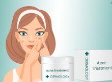 Dermology acne cream