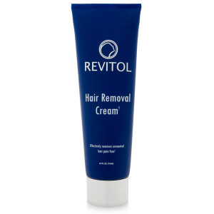 Hair removal cream from Revitol