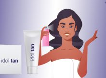 Idol Tan Product
