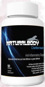 Natural Body Defense Anti-inflammatory