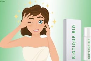 Biotique serum